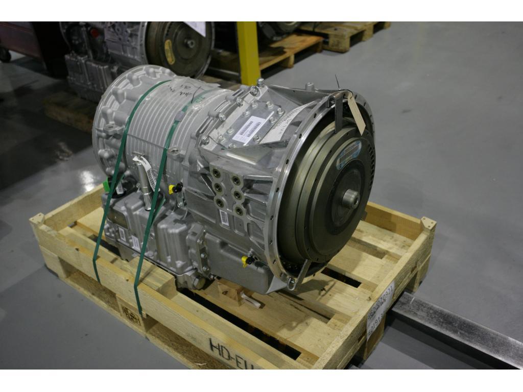 Allison S 4000 κιβώτιο ταχυτήτων