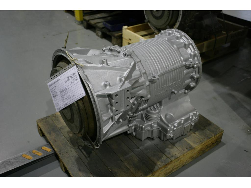 Allison S 4000 Gearboxes