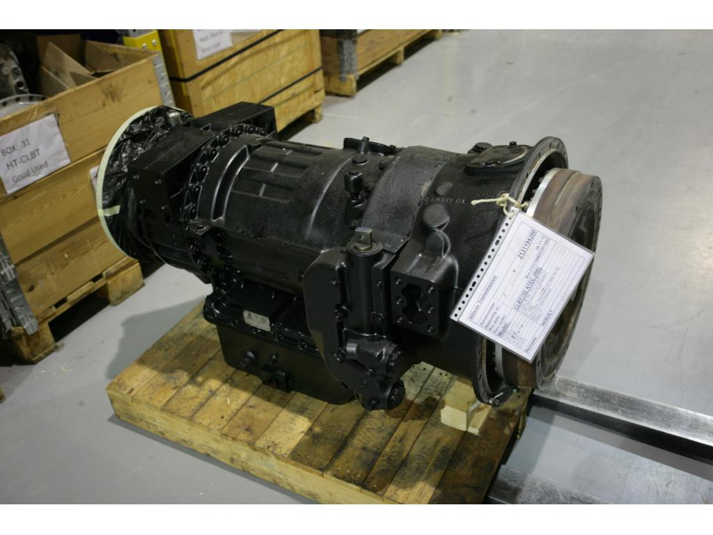 Allison CLBT 755 Gearboxes