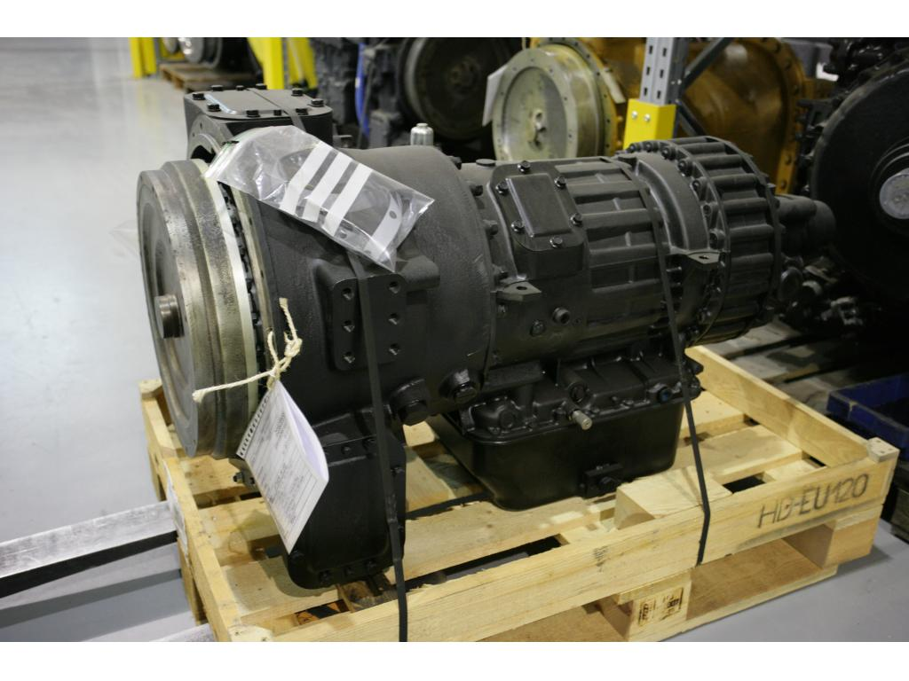 Allison HTB 750 Gearboxes