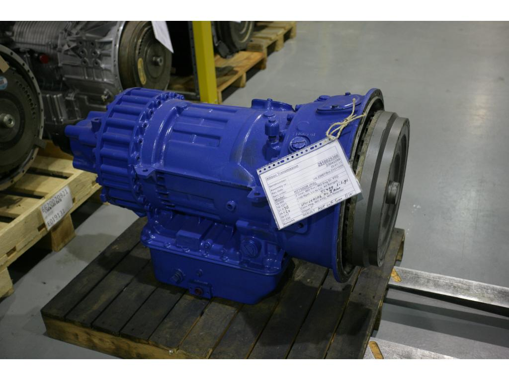 Allison HT 750 Gearboxes