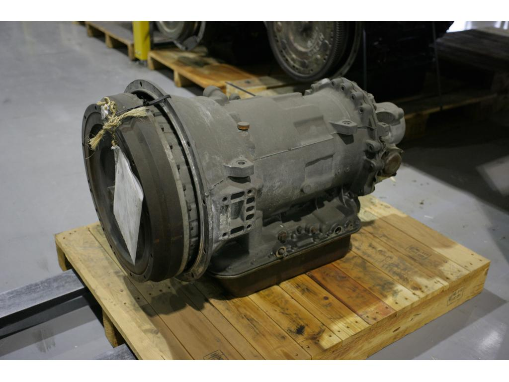 Allison MT 647 Gearboxes