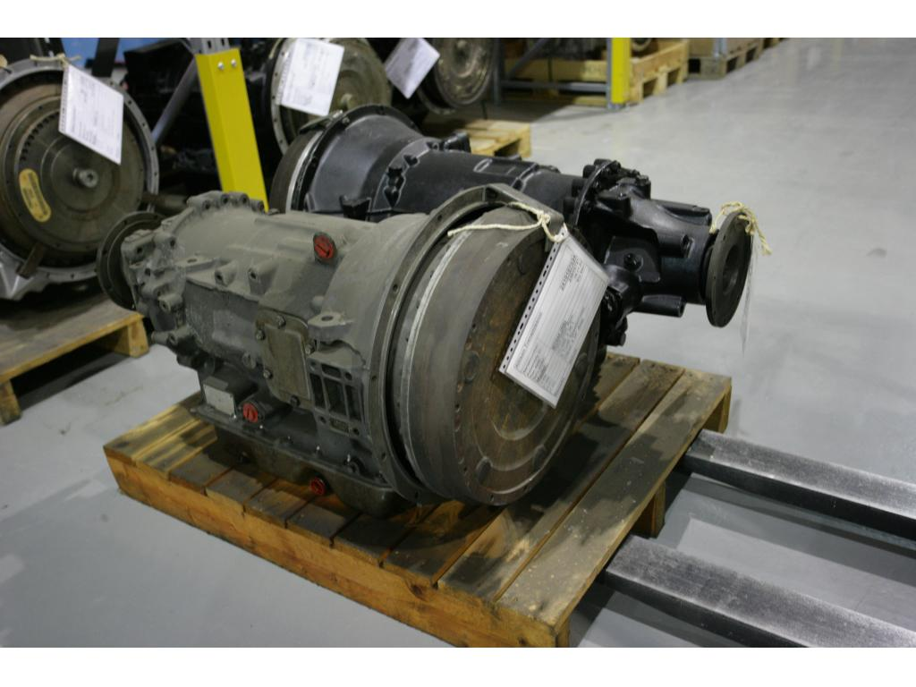 Allison MT 644 Gearboxes