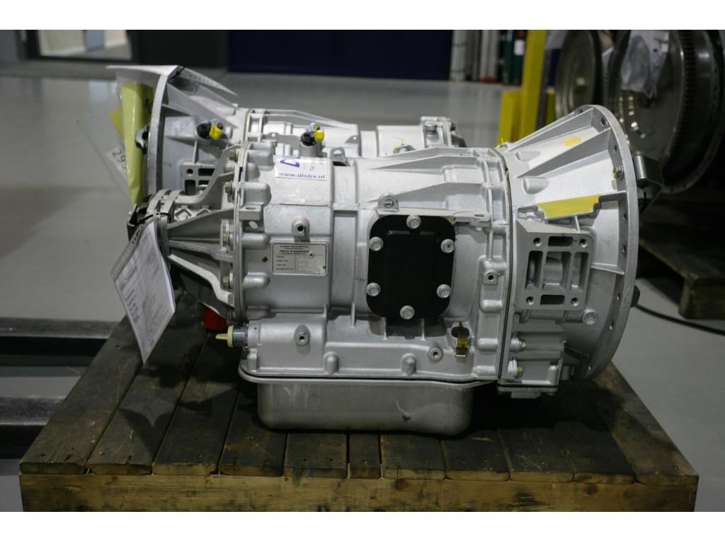 Allison S 2000 Gearboxes