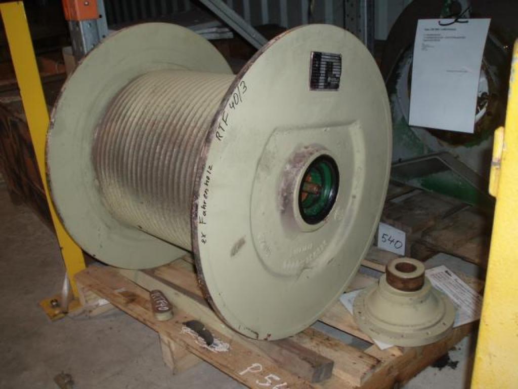 Faun RTF 40-3 Winden