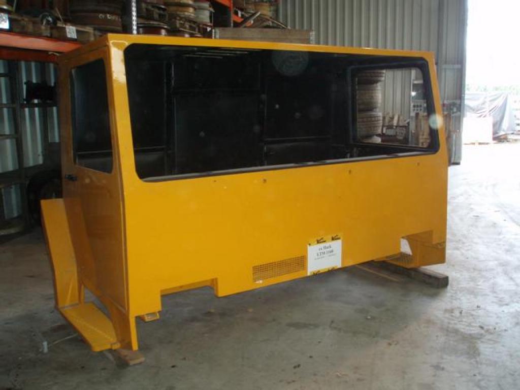 Liebherr LTM 1160 Cabina
