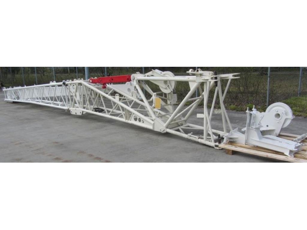 Liebherr LTM 1200-5.1 JIB's