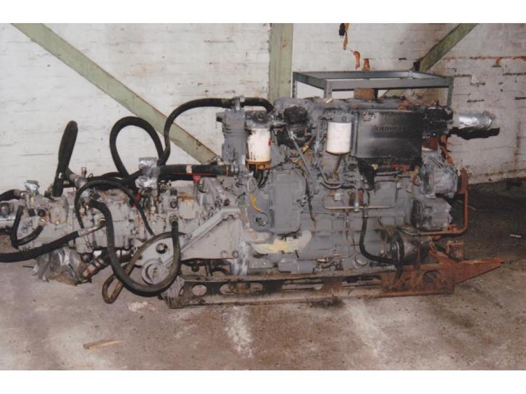 Liebherr LTM 1200-5.1 hidraulikus rendszer