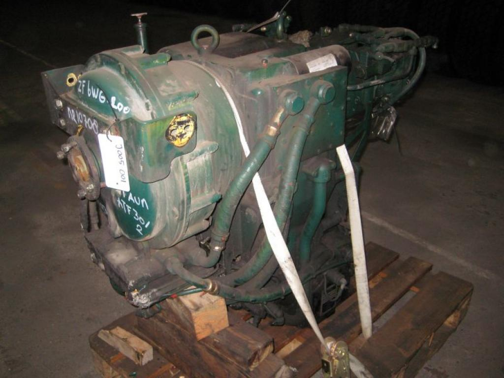 ZF 6 WG 200 Gearboxes