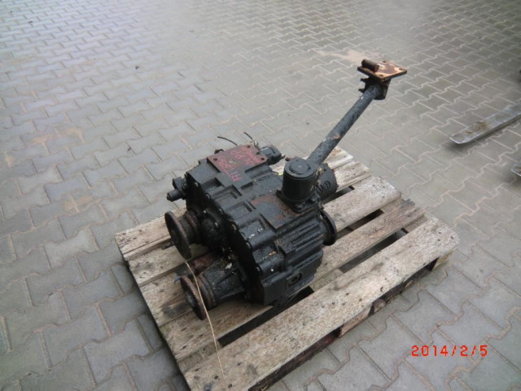 Steyr VG 1200 �verf�ring fallet