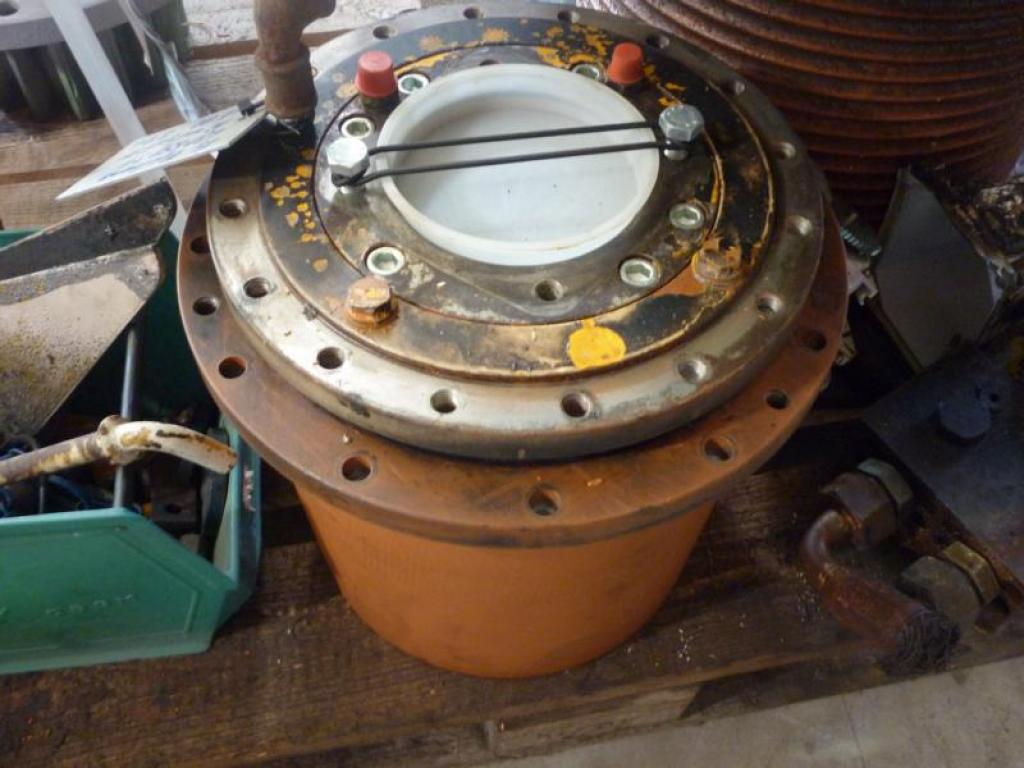 Faun RTF 40-3 wciagarki