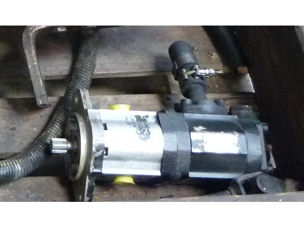 PPM 590 ATT Hydraulische Systemen