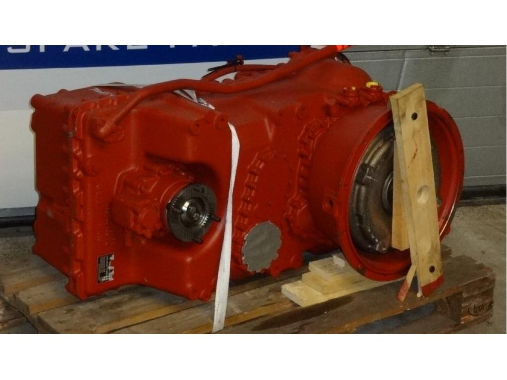 ZF 6 WG 210 Gearboxes