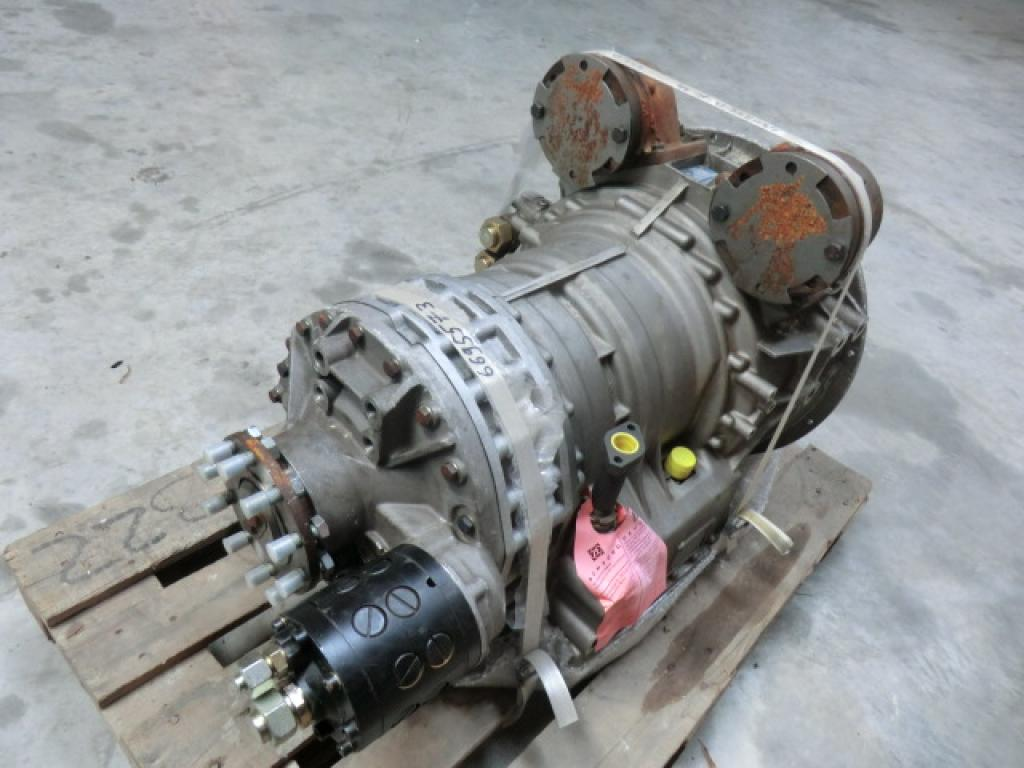 Demag AC 265 Gearboxes