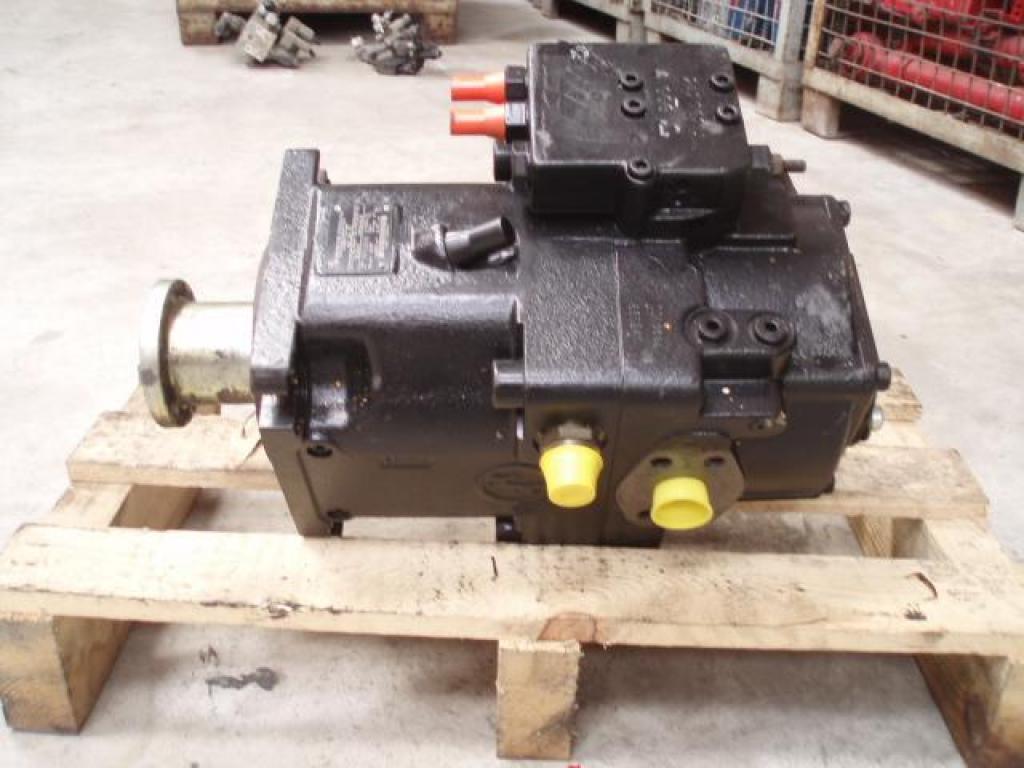 Demag AC 80-1 Sistema hidraulico