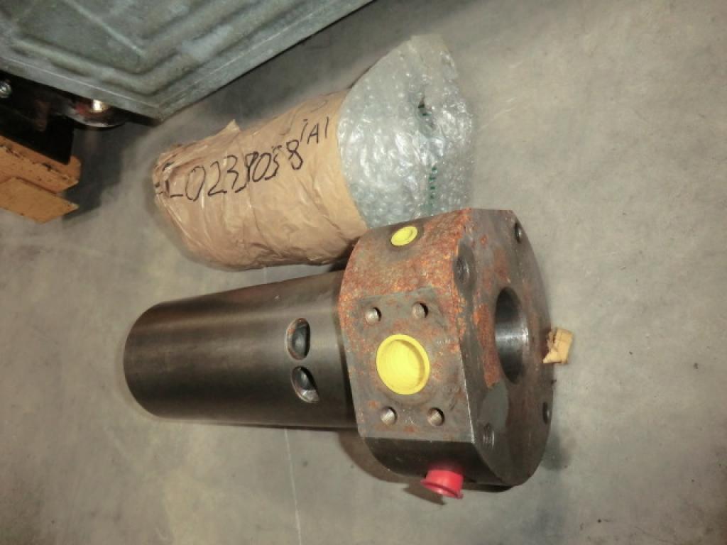 PPM 380 ATT Sistema hidraulico