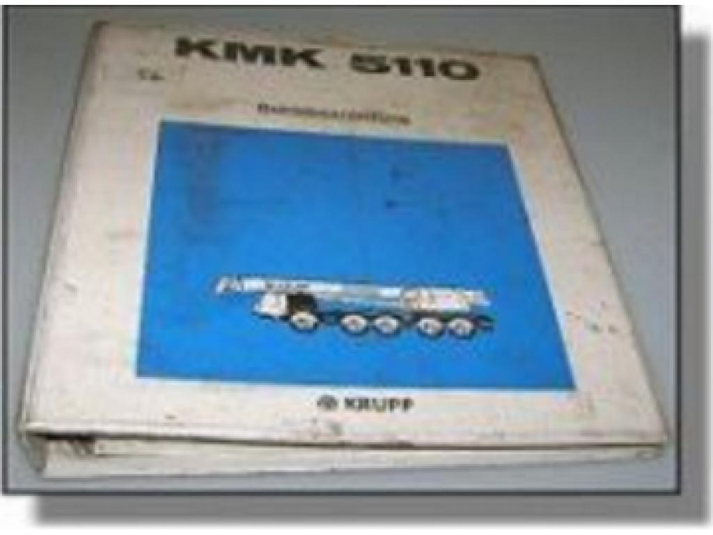 Krupp KMK 5110 Documentation