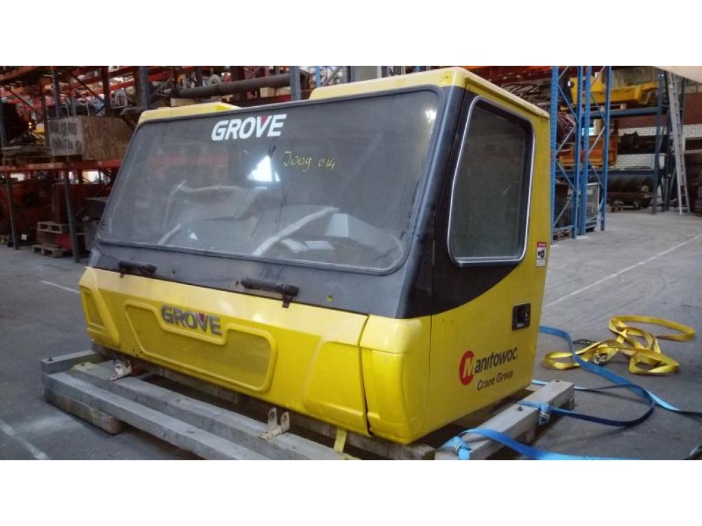 Grove GMK 2035 Cabins
