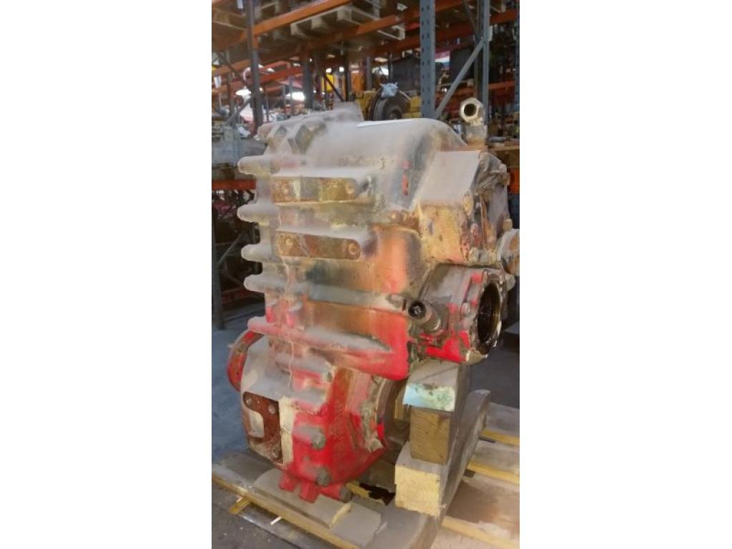 Steyr VG 2000 korze na redukcje