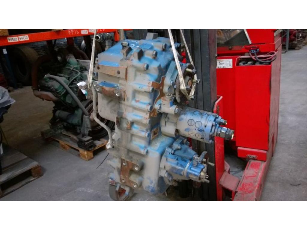 Steyr VG 2000 πλαίσιο