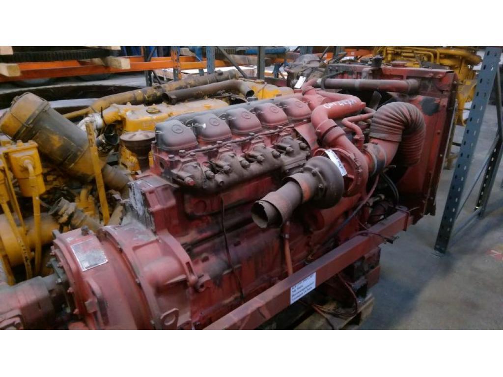 Mercedes OM 427 A Motores