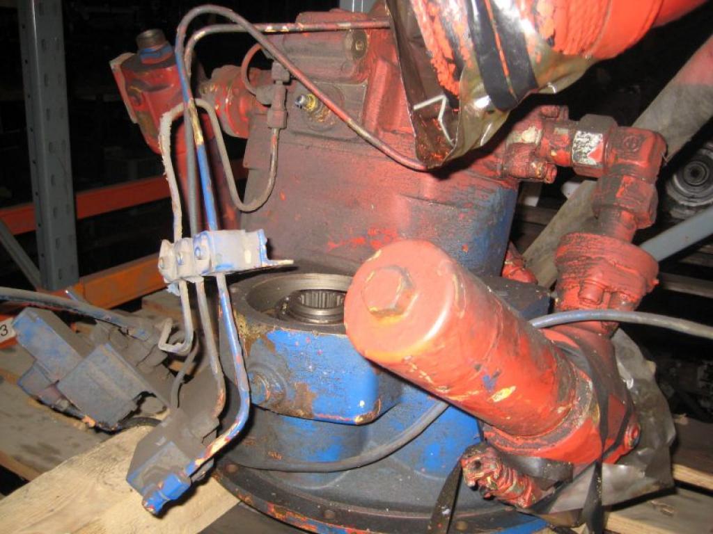 Demag HC 340 Hydraulic Systems