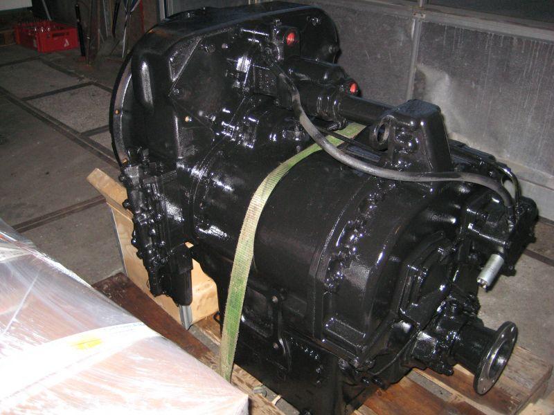 Clark 15.5 LHR Getriebe