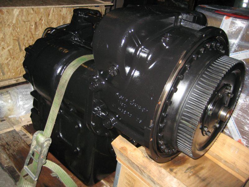 Clark 15.5 LHR Växellåda