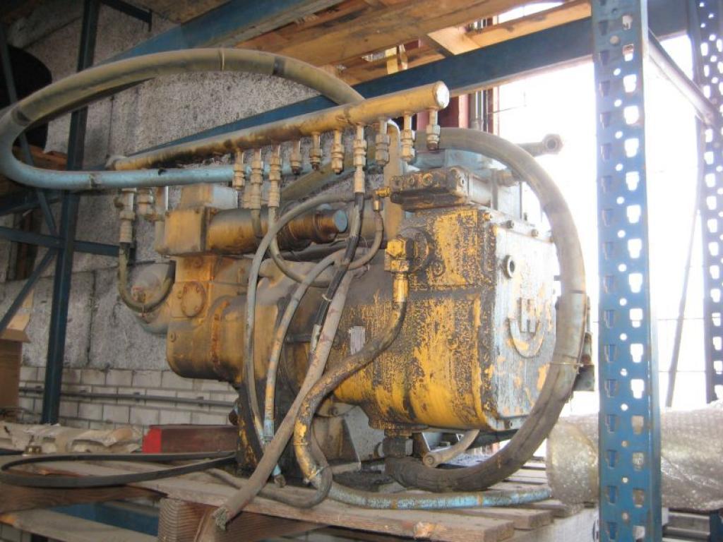 Liebherr LT 1080 Sistema hidraulico