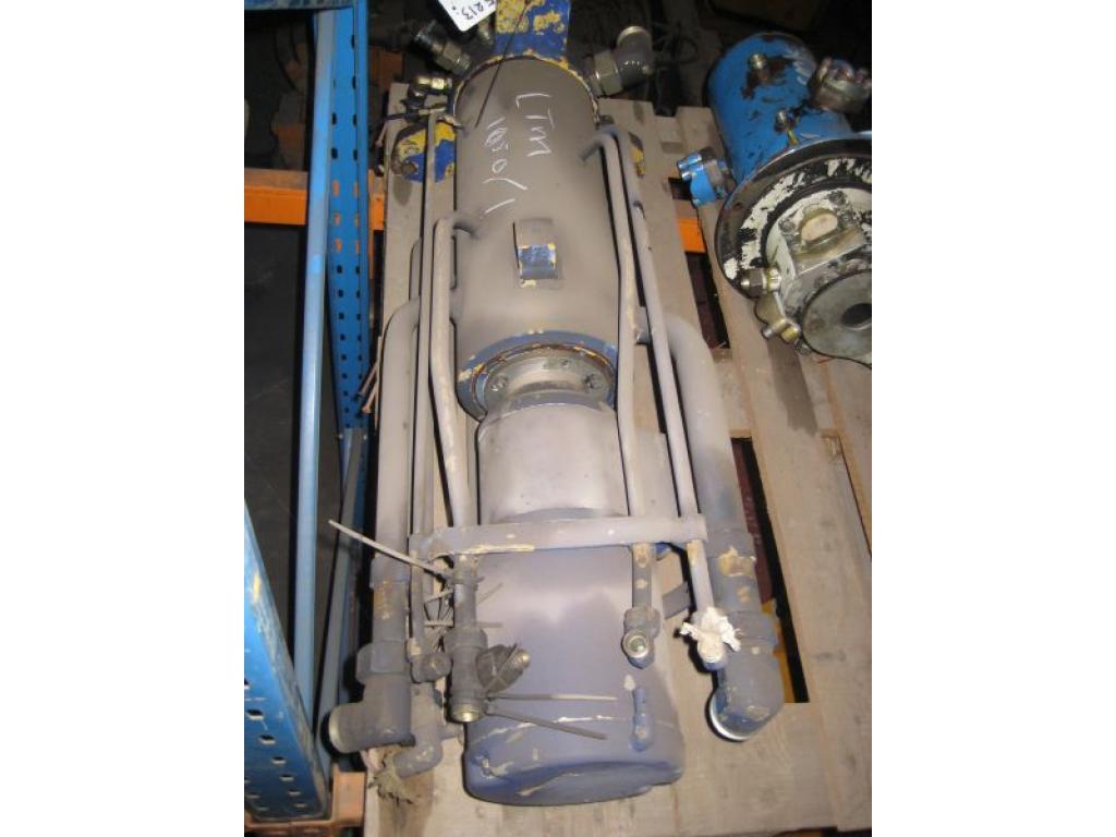 Liebherr LTM 1050-1 Hydraul system
