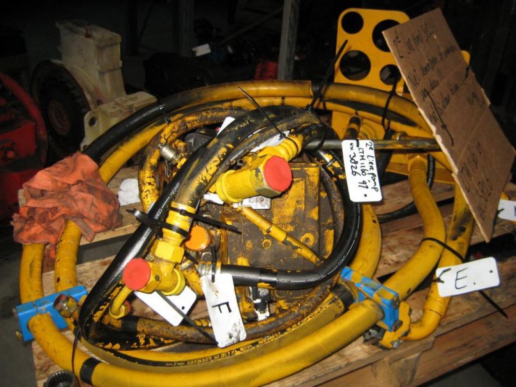 Liebherr LTM 1160-2 Hydraul system