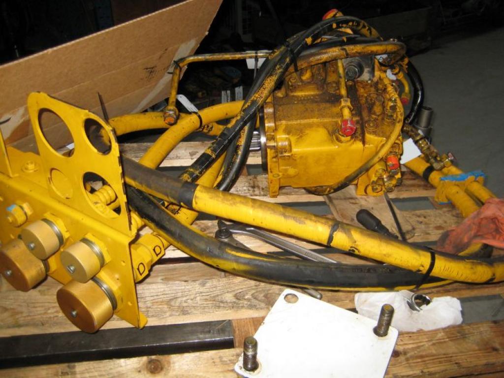 Liebherr LTM 1160-2 Гидравлические системы