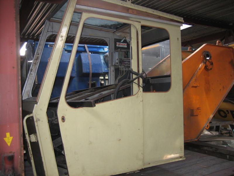 Faun RTF 30 Cabinas