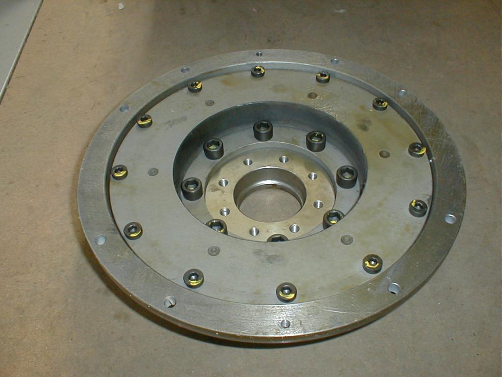 Krupp KMK 2025 Axles