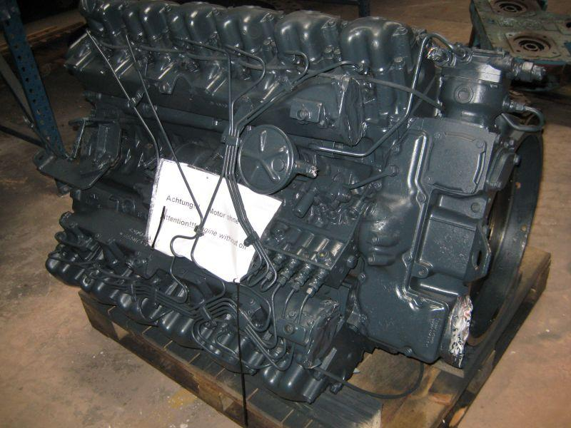 Mercedes OM 424 Engines
