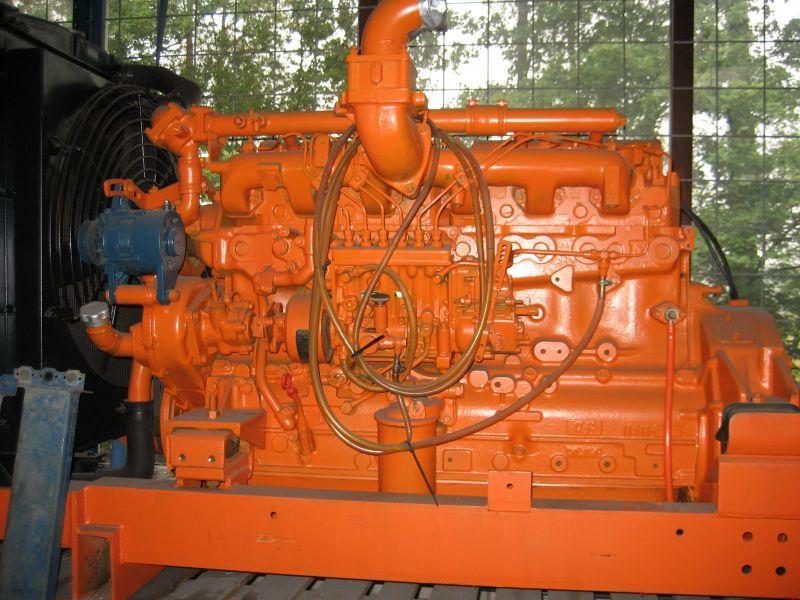 Hino 6 Line motorok