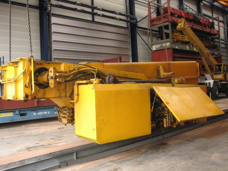Liebherr LTM 1140 Superstructure