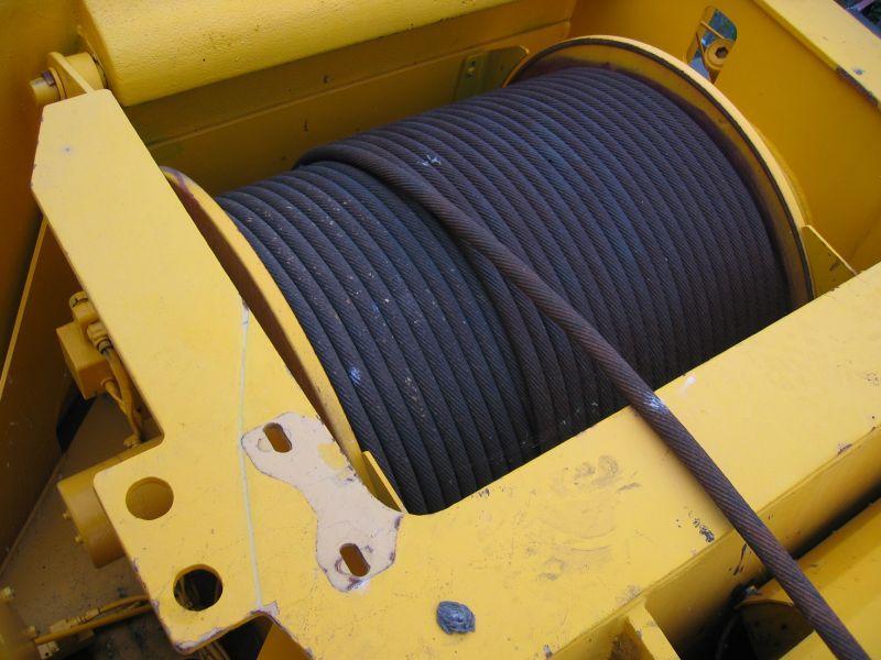 Liebherr LTM 1090-2 Winden