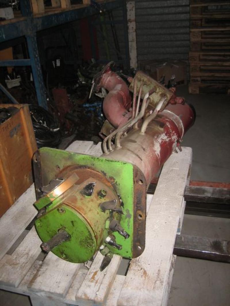 Krupp KMK 4070 Sistema hidraulico