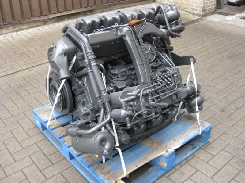 Mercedes OM 442 A Engines
