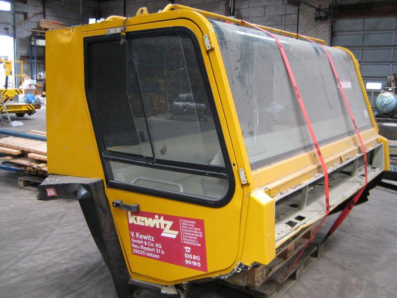 Faun RTF Cabins