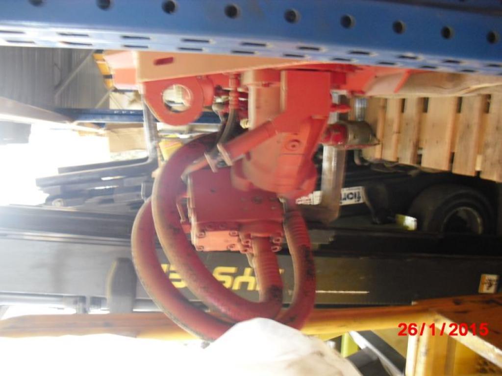 Liebherr LTM 1090-2 Winches