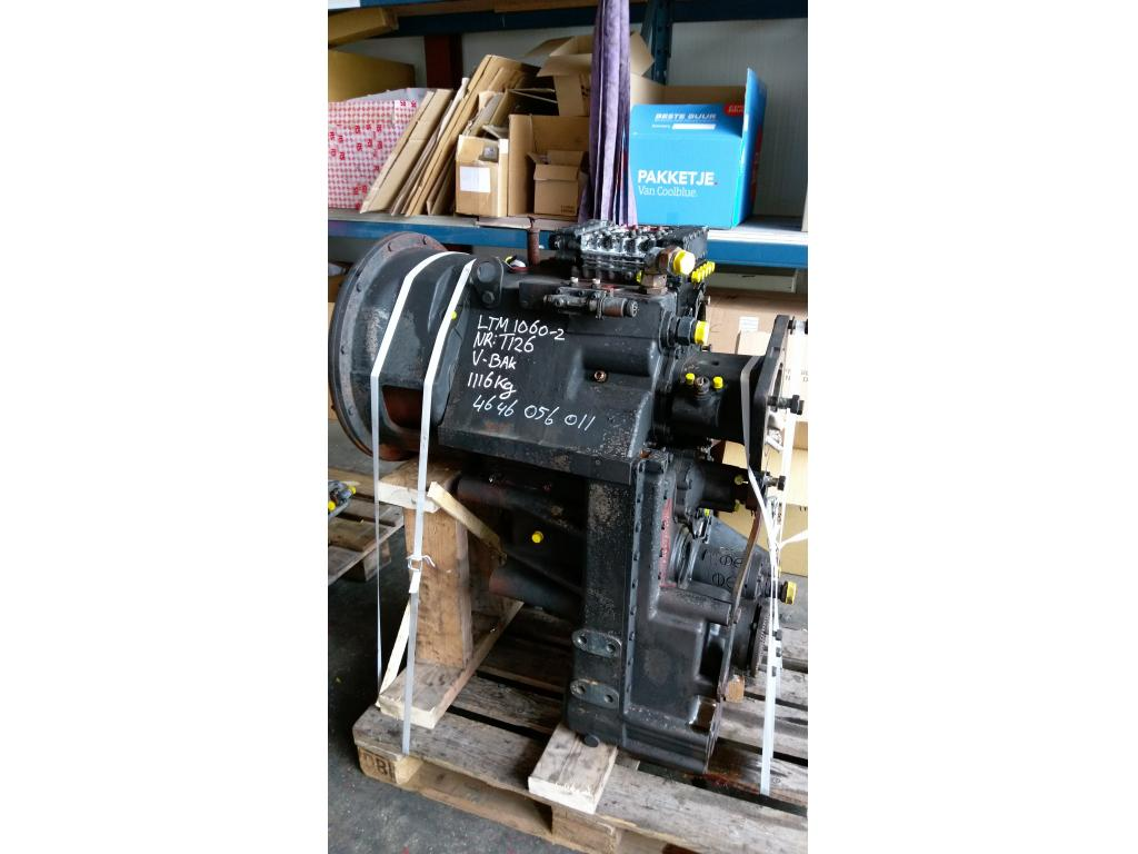 ZF 6 WG 260 Gearboxes