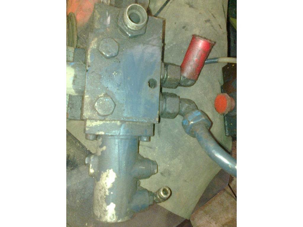 PPM 380 ATT Hydraul system