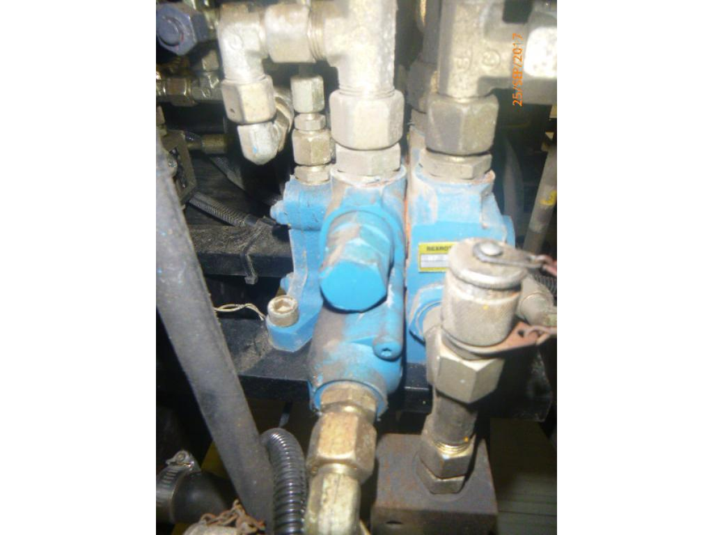 Demag AC 80-2 Sistema hidraulico