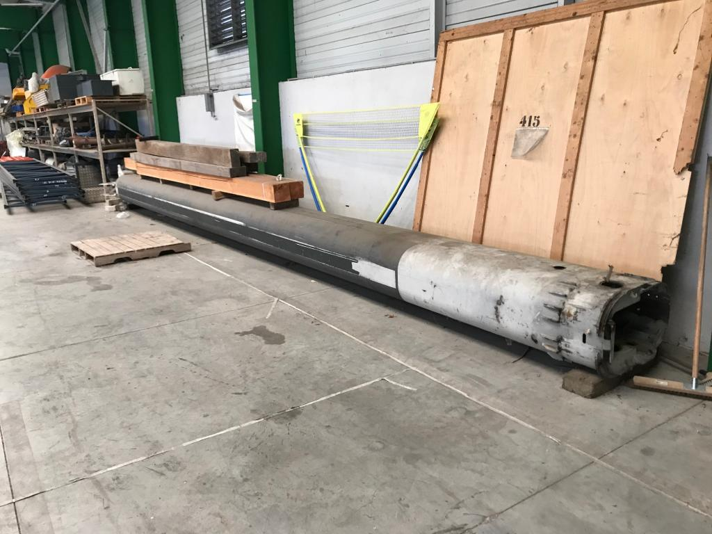 Grove GMK 4100-L Boom Sections