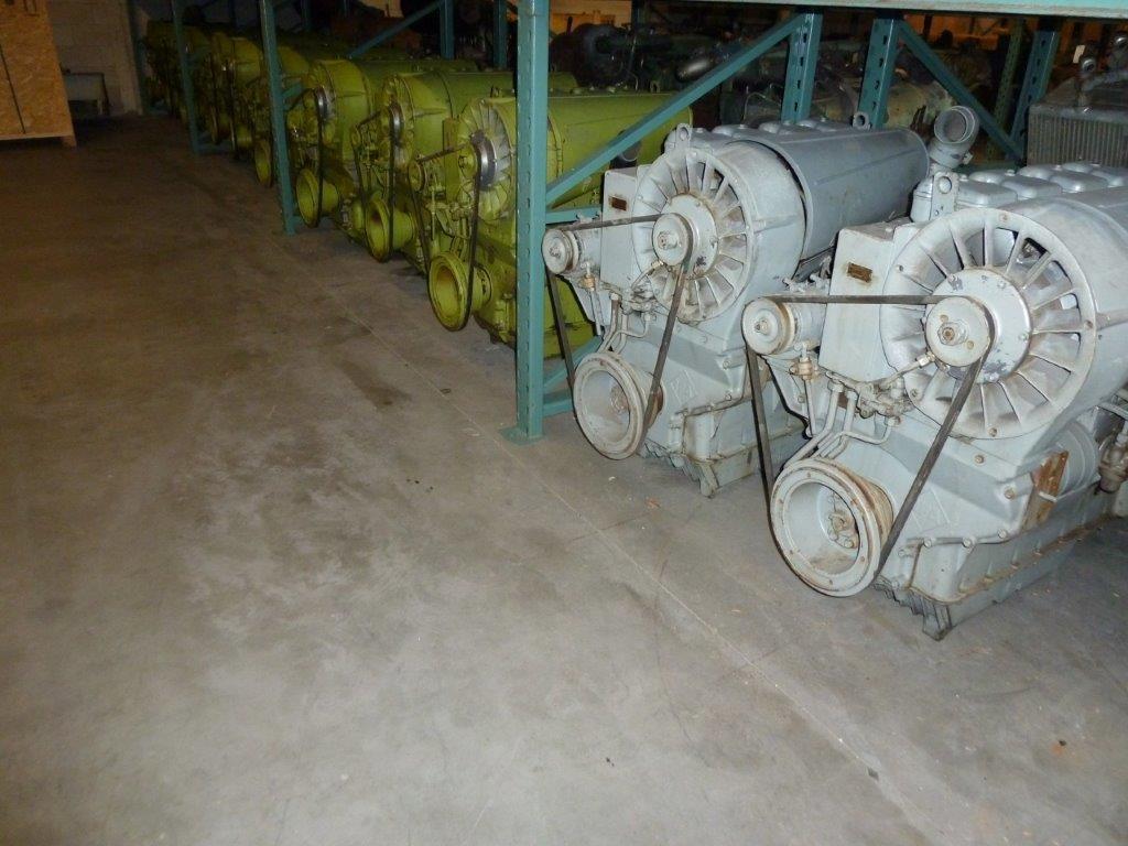 IFA IFA-6 Motores