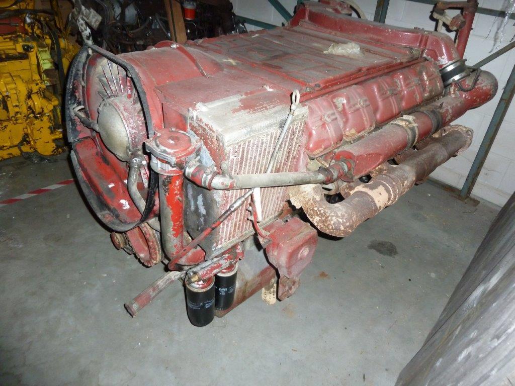 Deutz F10L 413 Motores