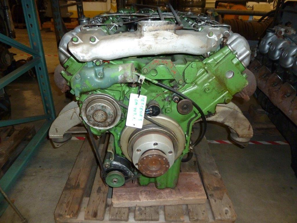 Mercedes OM 403 Motores
