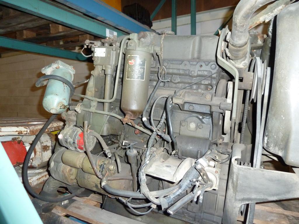 Detroit 3 CYLINDER Motores